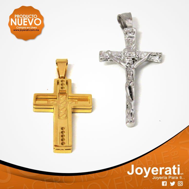 Nueva joyería religiosa, ¡Te esperamos! #Joyerati