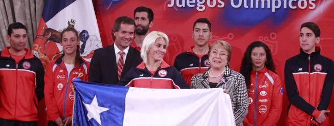 Deportistas piden audiencia a Bachelet por promesas incumplidas - AS Chile