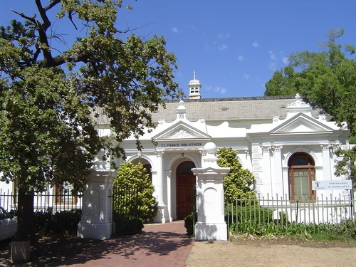 Historic Library, Stellenbosch University