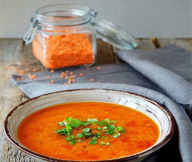 מתכון של כוהנת הדיאטות חלי ממן למרק עדשים סמיך מלא דברים טובים