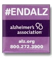 """Alzheimer's Association.  Like This.  If I get the most """"Likes"""", Alzheimer's will get $250 and you may win a $100 VISA gift card.  This is a sample... if you'd like to make a board to support your charity, please visit www.voicequilt.com/blog"""