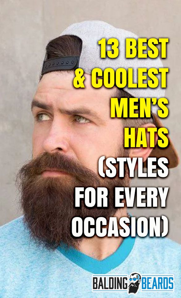 Presents For Bald Men : presents, Coolest, Men's, (Styles, Every, Occasion), Beards