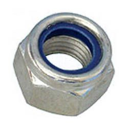Over the period of times, we have also achieved expertise in the field of fabricating an extensive range of Nylock Nuts that are available in sizes from M20 to M45 and 4, 6, 8 grades.
