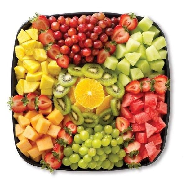 are frozen fruits as healthy as fresh fruit tray walmart