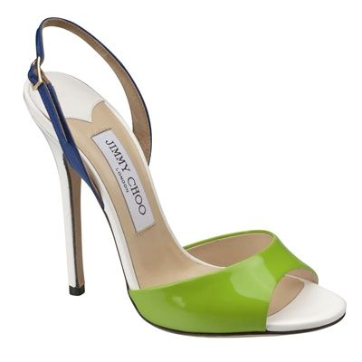 Jimmy Choo                                                             OMG....I love these!