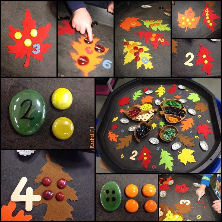 """Autumn counting from stimulatinglearningwithrachel ("""",)"""