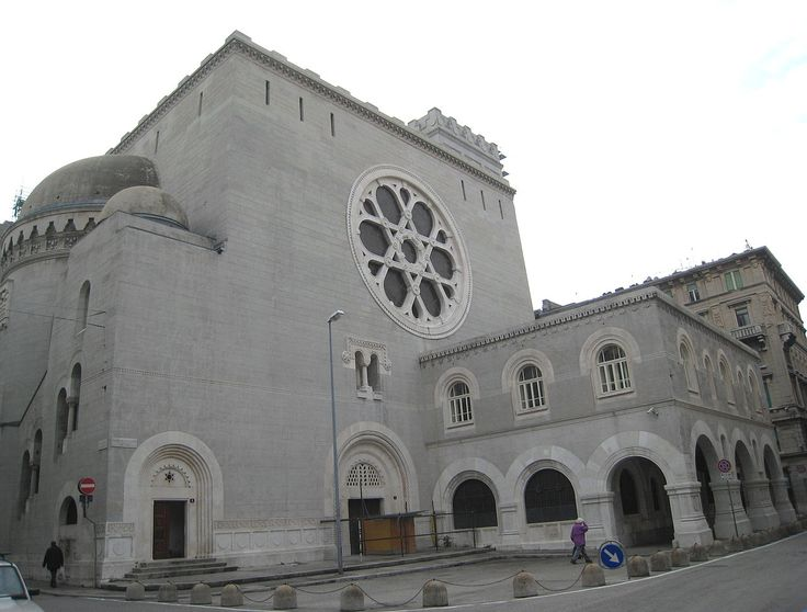 Sinagoga-Trieste - Trieste - Wikipedia