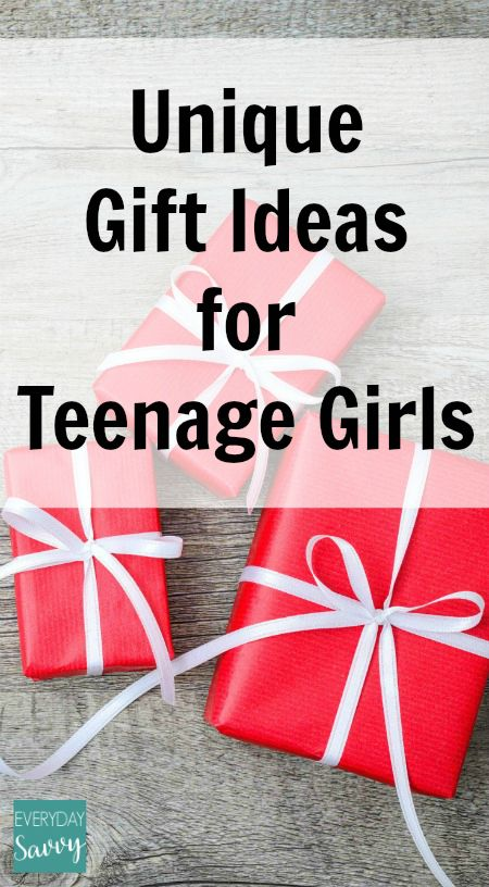 Fun Unique Gift Ideas For Teenage Girls Teen Girls