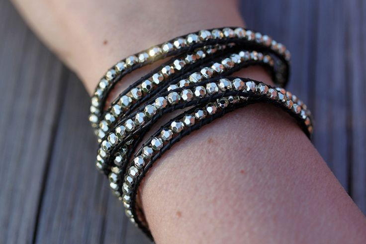 Onödigt Snyggt - Armband Bergamo Silver
