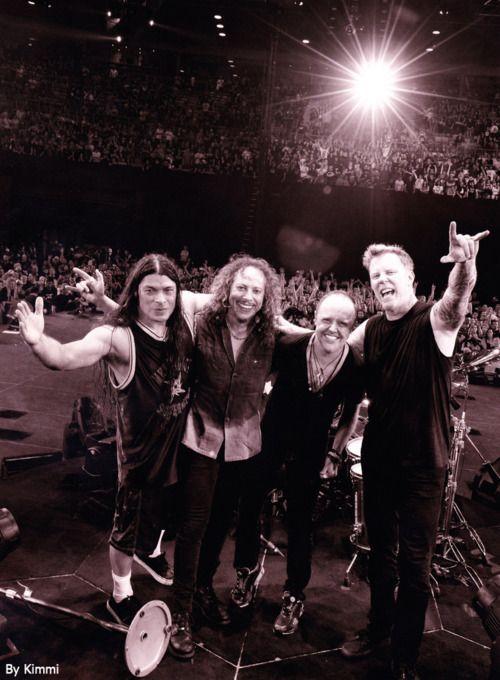 Metallica, Death Magnetic Tour. March 2009. SECC, Glasgow.