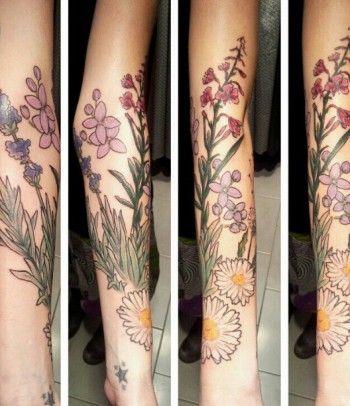 Quebec Tattoo Shops : Marie-Adèle, Mandrika Tattoo,Montreal