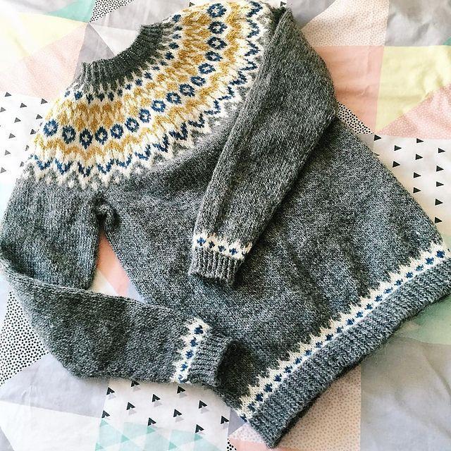 girlswear's Riddari (Icelandic souvenir) for Elsie
