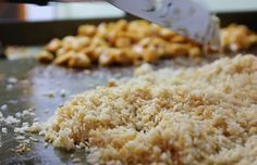 Cook Chicken Fried Rice To Perfection On A Blackstone Griddle