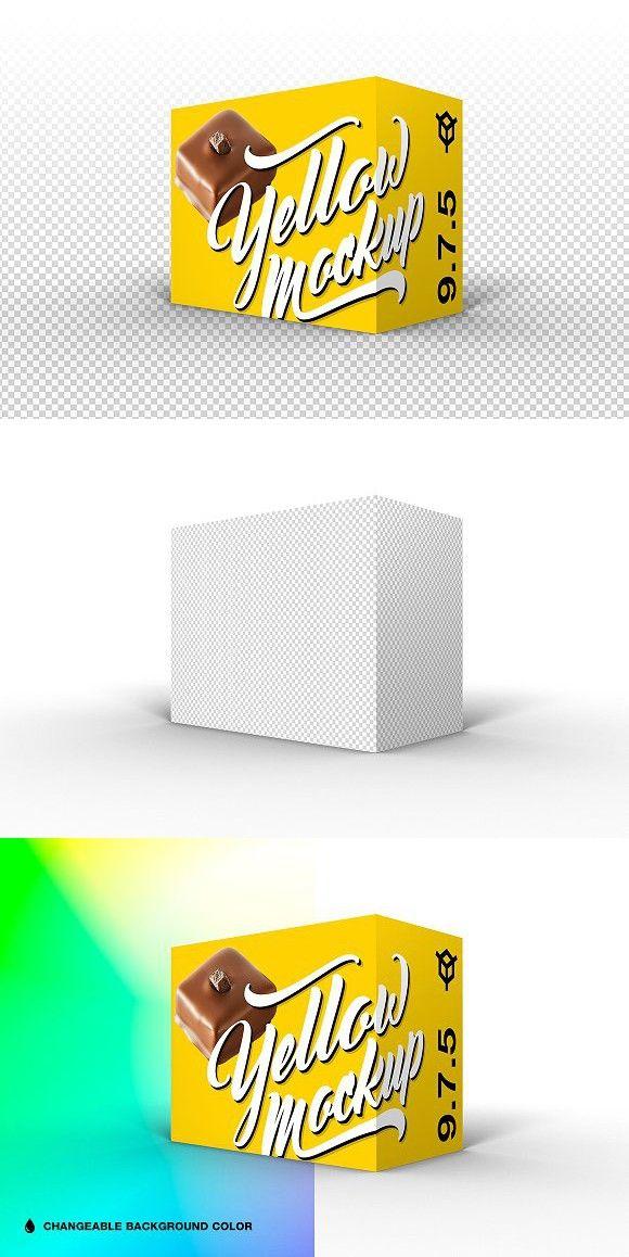 11825+ 3D Box Mockup Design Mockups Design