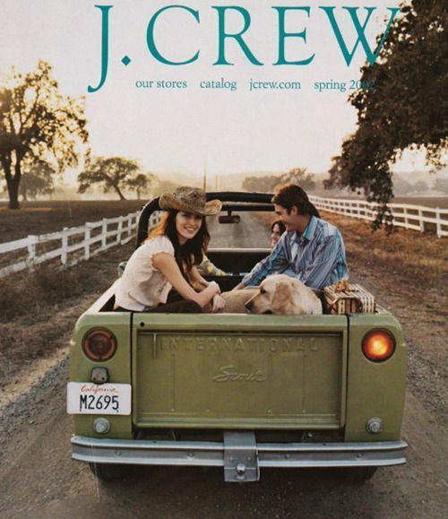 90s J.Crew Catalogs Are A Normcore Dream | Into The Gloss