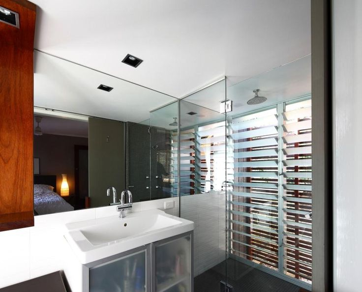 Altair Louvre Windows Help Transform Contemporary Brisbane Home
