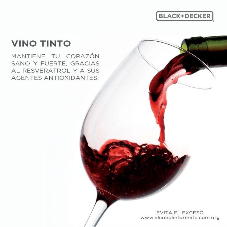 Tomar una copa de vino tinto al día, además de acompañar nuestros platillos, puede hacer mucho por la salud de nuestro corazón. Pero recuerda, siempre con moderación y equilibrio.  #BDTip