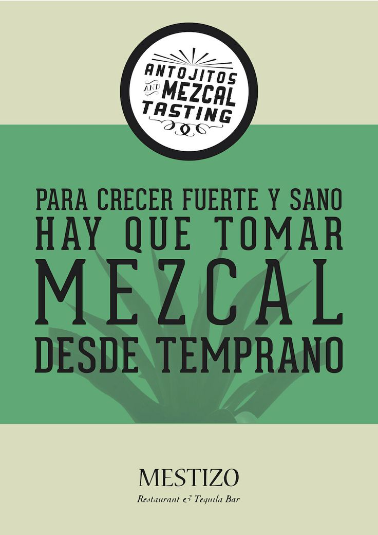 Mezcal Mestizo Mexican restaurant London