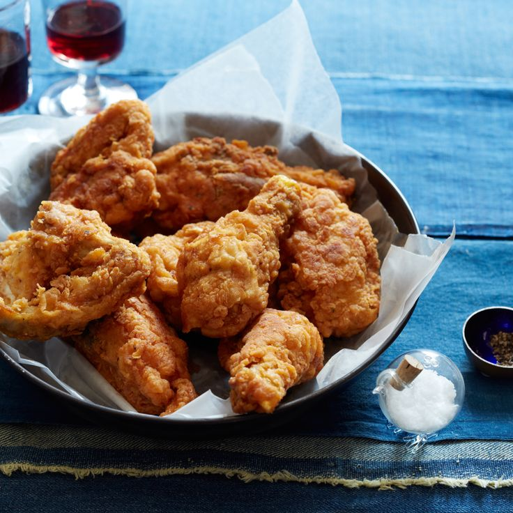 The Ultimate Southern Fried Chicken | Food
