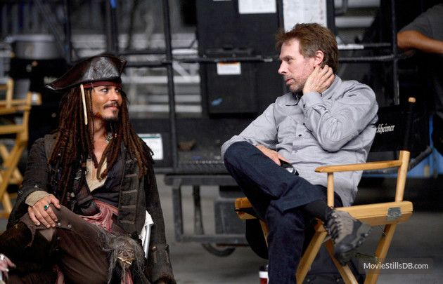 Pirates of the Caribbean: At World's End/ Depp & Bruckheimer
