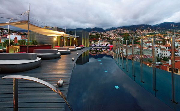 """Hotels mit Meerblick: """"The Vine"""" - Madeira, Portugal"""