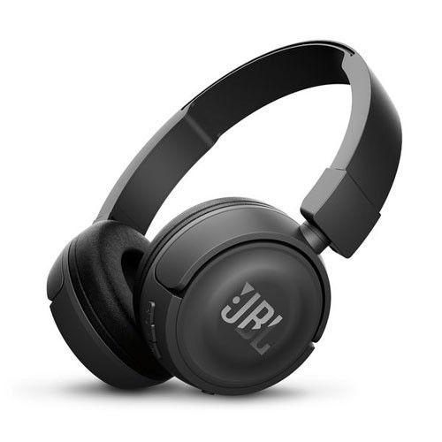 Jbl Wireless On Ear Headphones T450bt Merupakan On Ear Headphone Nirkabel Dengan Driver 32mm Yang Mengh Jbl Headphones Headphones Bluetooth Headphones Wireless