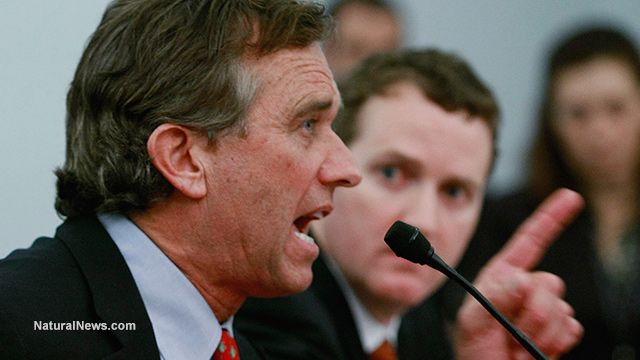 Robert Kennedy, Jr. is right about vaccines: A medically induced 'holocaust' is now upon us