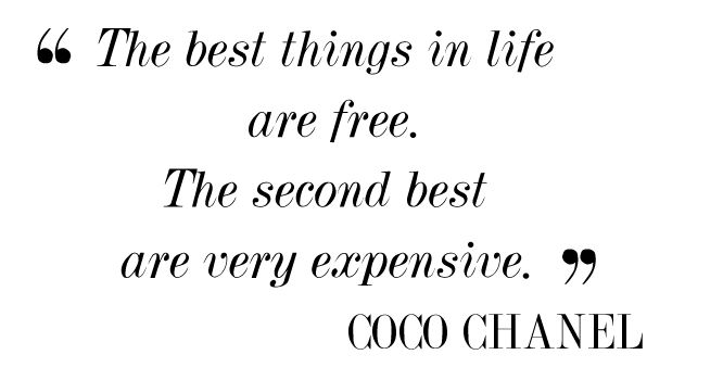 Fashion Quotes By Famous Designers And Style Icons Coco Channel So True Pinterest Ux Ui