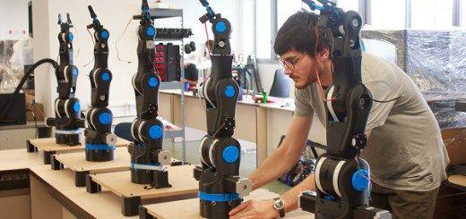 BCN3D MOVEO, brazo robótico de código abierto impreso en 3D y controlado con Arduino #arduino #robots #impresion3d #robotica #stem #educacion #3dprinting