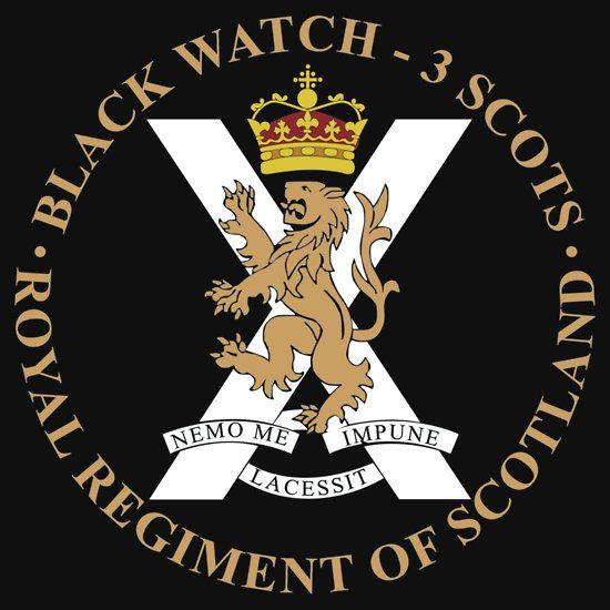 the black watch scotland royal regiment