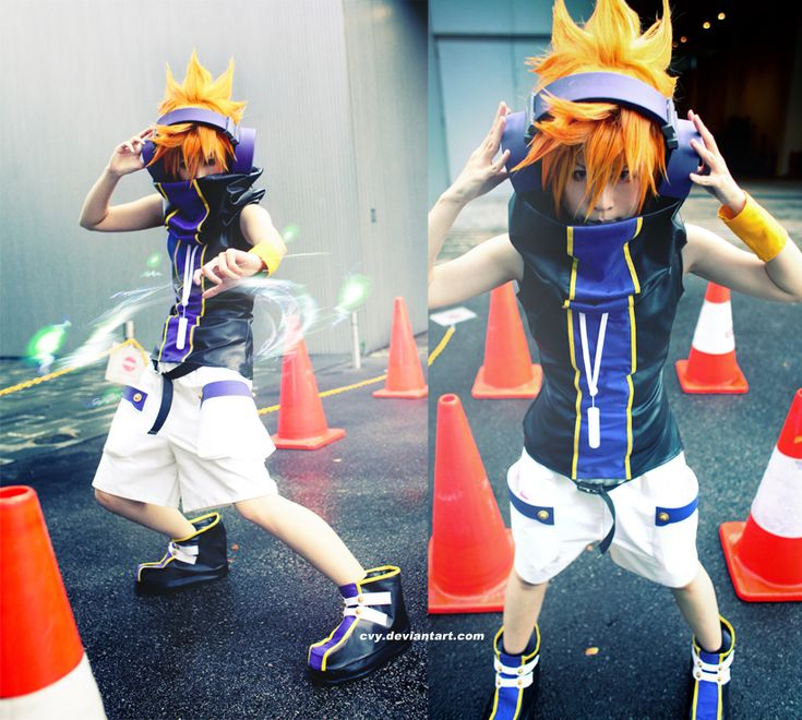 Neku (The World Ends with You)