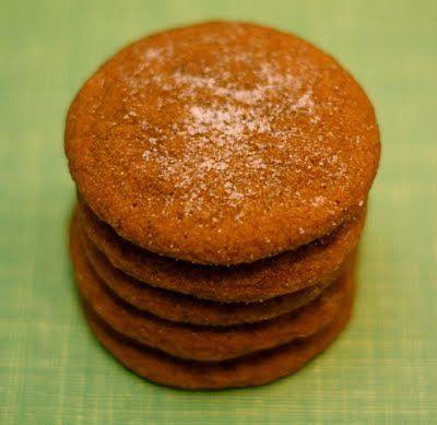 Soft Gingersnap Cookies – Two Peas & Their Pod