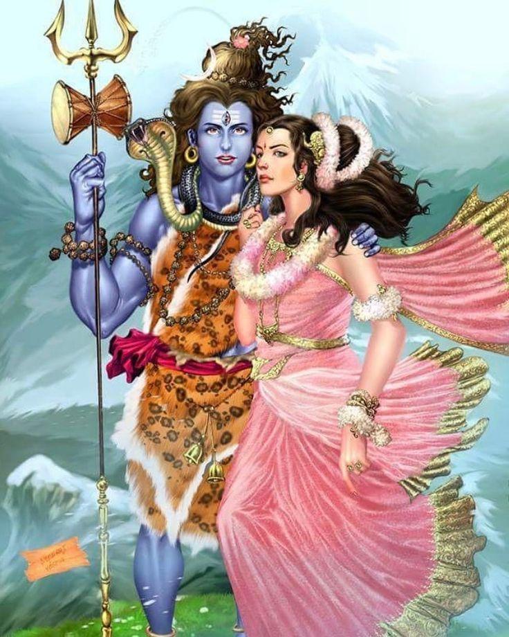 Parvati Shiva