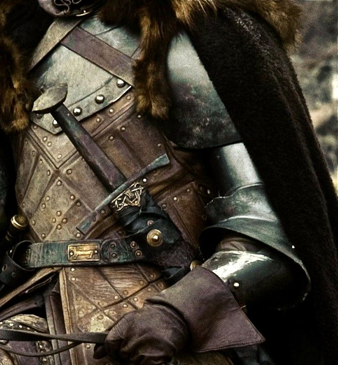 Wearing only leather armor Gustav readied for the battle of his life. She'd given him her lace handkerchief as a good luck token of her undying love.  KC
