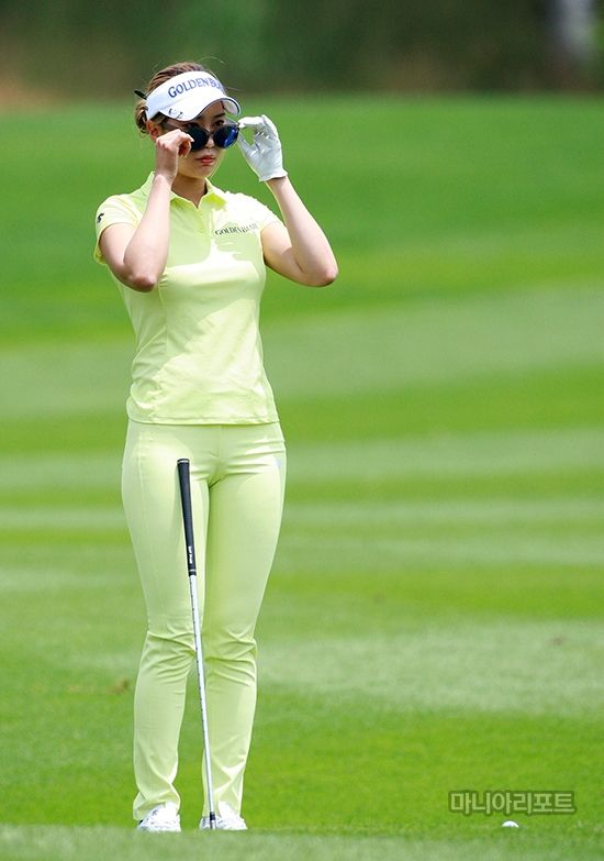 lpga klpga let jlpga golf fashion   on course asian