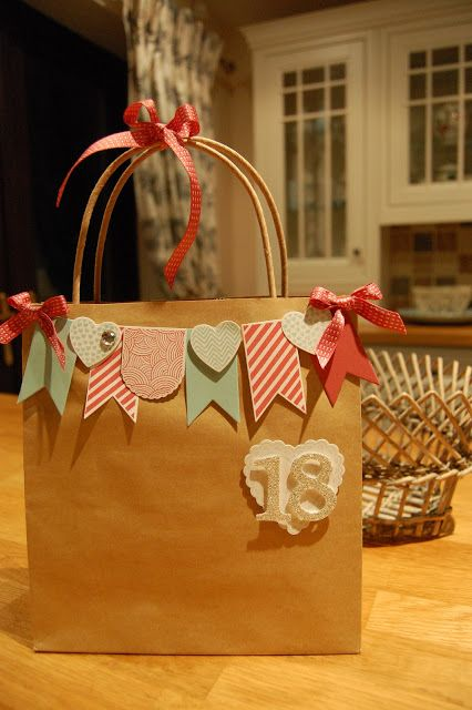 Stampin'spiration: All Wrapped Up