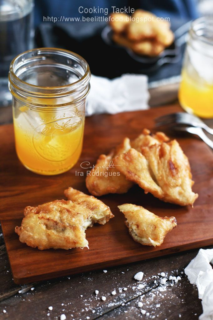 Fried bananas ( Pisang goreng )   Ira Rodrigues