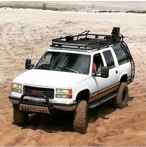 Roof rack | Chevy suburban, Chevrolet suburban, Safari rack
