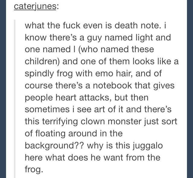 there's also cake......haha juggalo, that's a fun word.