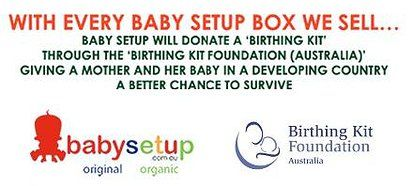 Baby Setup Commitment   Making A Difference In The World    www.babysetup.com.au  Baby Setup, Baby Products