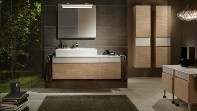 9 besten Bathroom Bilder auf Pinterest Gäste wc, Freuen und Zuhause - spiegelschrank badezimmer günstig