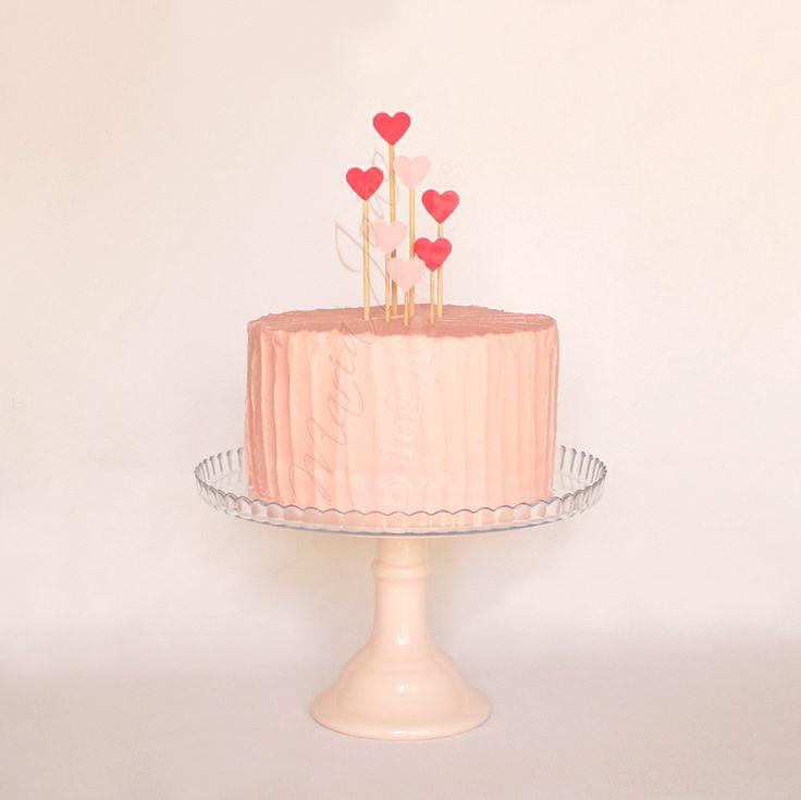 Dia de São Valentim | S. Valentine Day www.MariaJoaoBolosArtisticos.com