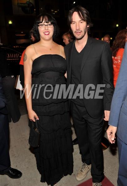 actor keanu reeves and half sister karina miller