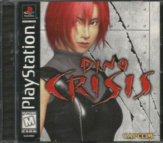 Dino Crisis (Playstation) J'avais joué à ce jeu et je l'ai acheté sur PSN so I guess I have to finish it?