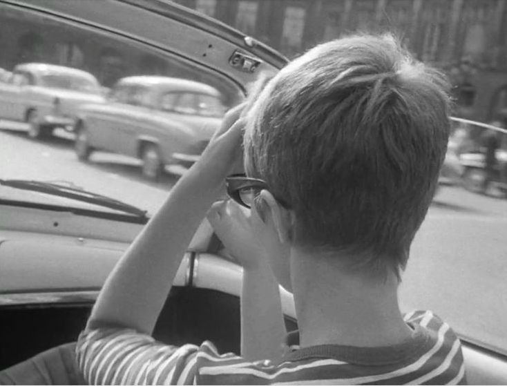 BREATHLESS | JEAN SEBERG 1960