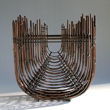 Uematsu Chikuyu -Japanese Bamboo Art