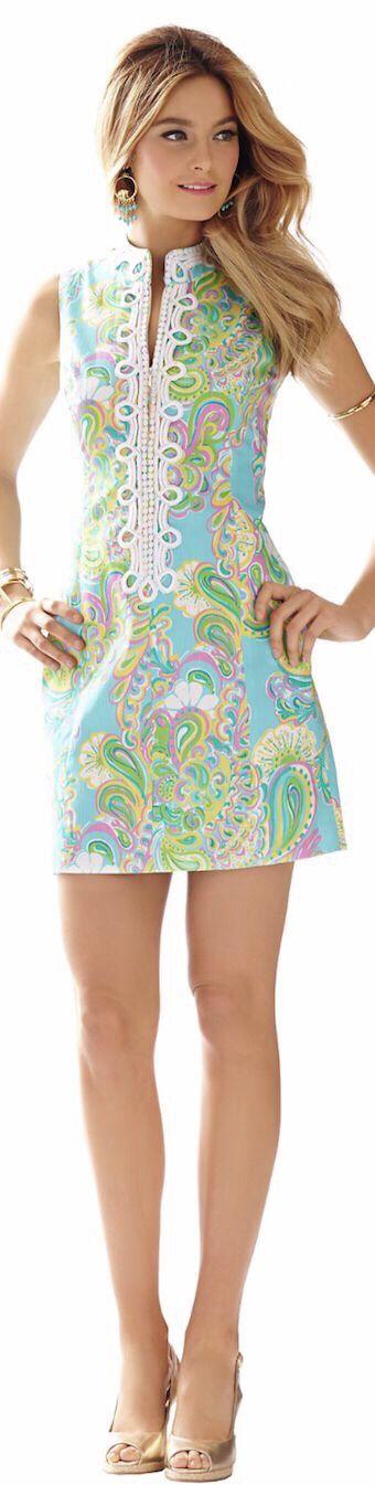 Very pretty pastel paisley summer dress