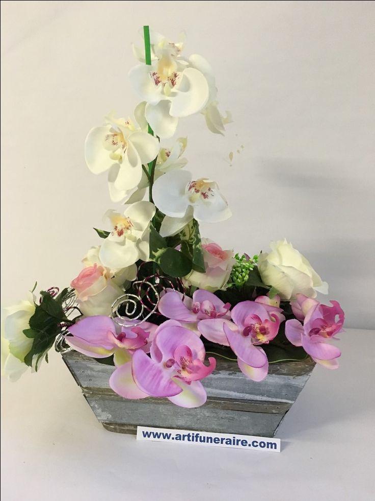 Les 12 meilleures images du tableau orchidee artificielle - Decoration florale noel ...