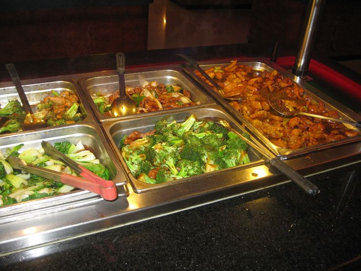 #Bok_Choy, #pepper #steak, #Chicken #cooked #Hibachi style, #beef and #broccoli, and #chickenand broccoli riding on the #side - DrewryNewsNetwork.com