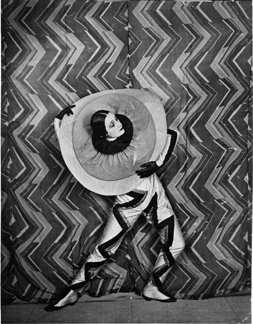 Color Moves: Art and Fashion by Sonia Delaunay in style fashion home furnishings art Category